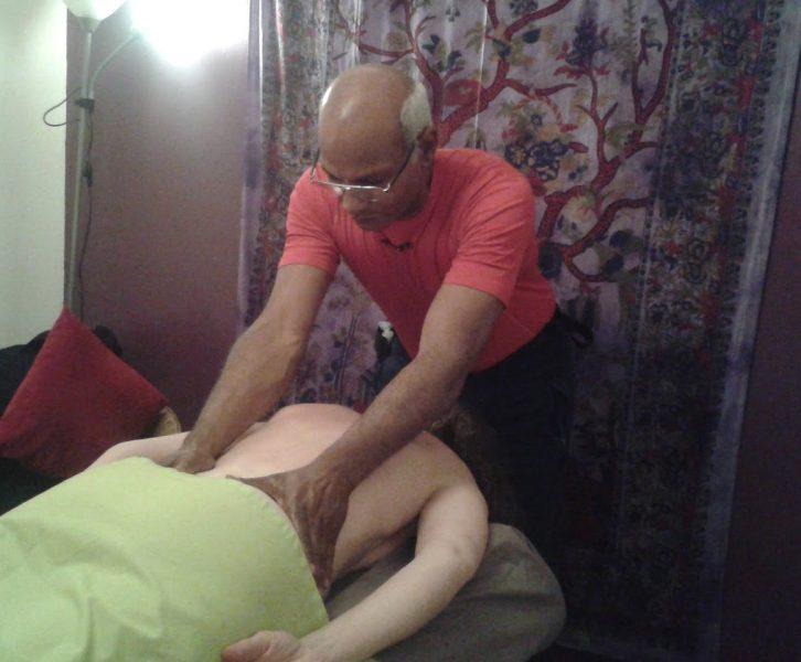 Massages bien être Jean Marc