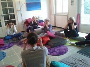 Ateliers collectifs Indigo