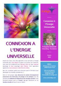 Connexion à l'Énergie Universelle @ Indigo